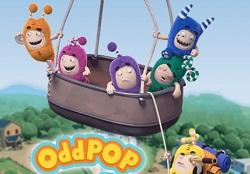 Oddbods Oddpop Çılğınlığı