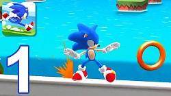 Sonic Koşu Macerası