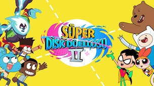 Süper Disk Düellosu 2
