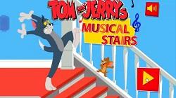 Tom ve Jerry Müzikli Merdivenler