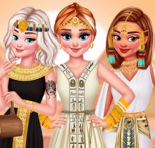 Prensesler Mısır Modası