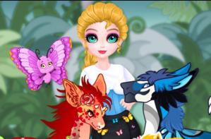 Prenses Fantezi Yaratıklar