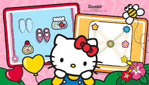 Hello Kitty Eğitici Oyunlar