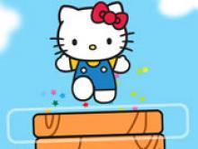 Hello Kitty Zıpla
