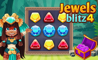 Jewels Blitz 4 Oyna