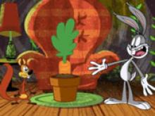 Bugs Bunny Havuç Topla