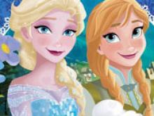 Prenses Elsa Gizli Kalpler