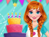 Anna Doğum Günü Pastası