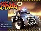 3D Çılgın Polis Araba