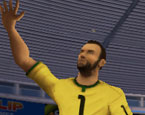 3D futbol Antreman� oyunu