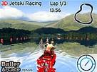 3D Jetski Yarış oyunu