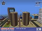 3D Polis Helikopter oyunu