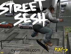 3D Sokak Kaykayı oyunu