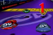 3D Süper Yarış oyunu