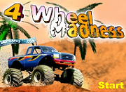 4x4 Jeep oyunu