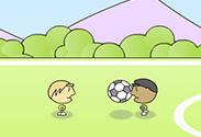 Kafa Futbolu 2 Kişilik oyunu