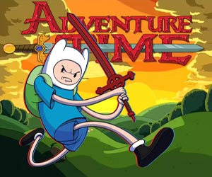 Adventure Time Cartoon Network oyunu