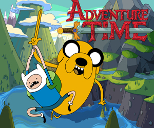 Adventure Time Zıplama