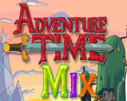 Adventure Time Mix oyunu