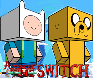 Adventure Time Minecraft oyunu