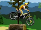 Akrobatik Motorcu oyunu