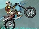 Akrobot Motorcu oyunu