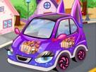 Araba Süsle oyunu