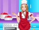 Aşçı Barbie Giydirme oyunu