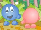 Ateş ve Su Balon oyunu