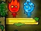 Ateş ve Su ışık Tapınağı oyunu