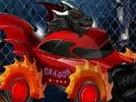 Ateşli Araba oyunu