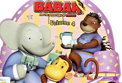 Babar ve Badou Yapboz oyunu