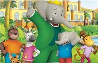 Babar ve Badou Safari oyunu