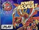 Bakugan Güçlü Saldırı Oyunu oyunu
