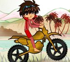 Bakugan Motor Turu  oyunu