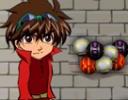 Bakugan uçan toplar oyunu oyna
