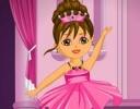 Balerin Dora Giydirme oyunu