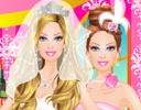 Barbie Abiye Giysiler oyunu
