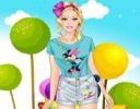 Barbie Çocuk Giysileri oyunu