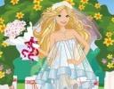 Barbie Gelinlik Giydirme oyunu