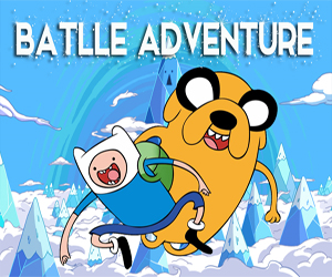 Adventure Time Kutup Savaşı oyunu