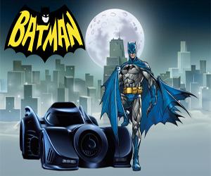 Batman Cesur ve Gözüpek