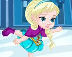 Elsa Buz Pateni oyunu