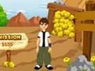 Ben 10 Altın Madencisi oyunu
