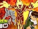 Ben 10 Ateş Adam oyunu