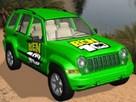 Ben 10 Jeep oyunu