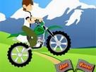 Ben 10 Motor Sür oyunu