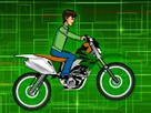 Ben 10 Motorda oyunu