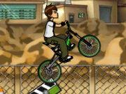 Ben 10 Sokak Bisikleti oyunu