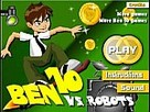 Ben 10 ve Makina Robot